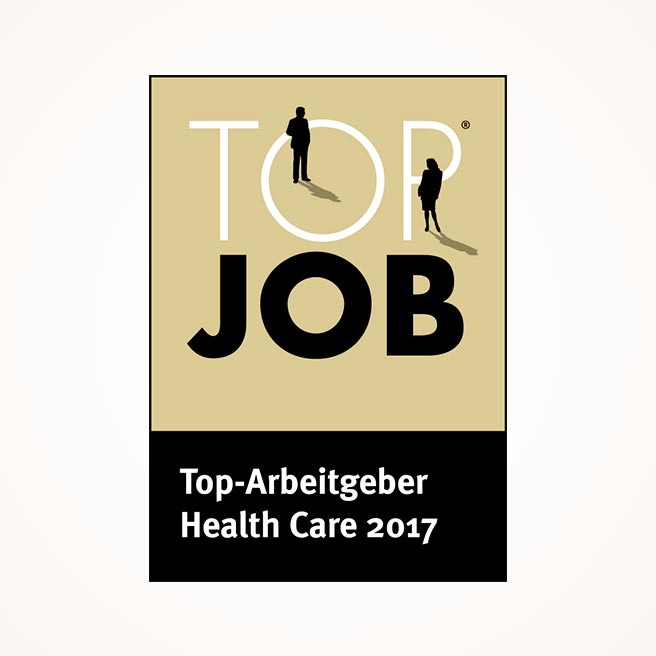 Top Job 2017 award | Queisser